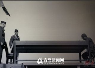 【抗战记忆】还原日军投降仪式 汇泉湾见证历史