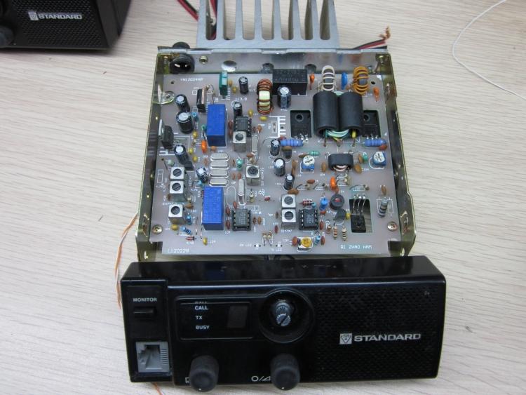短波对讲机发射功放电路图