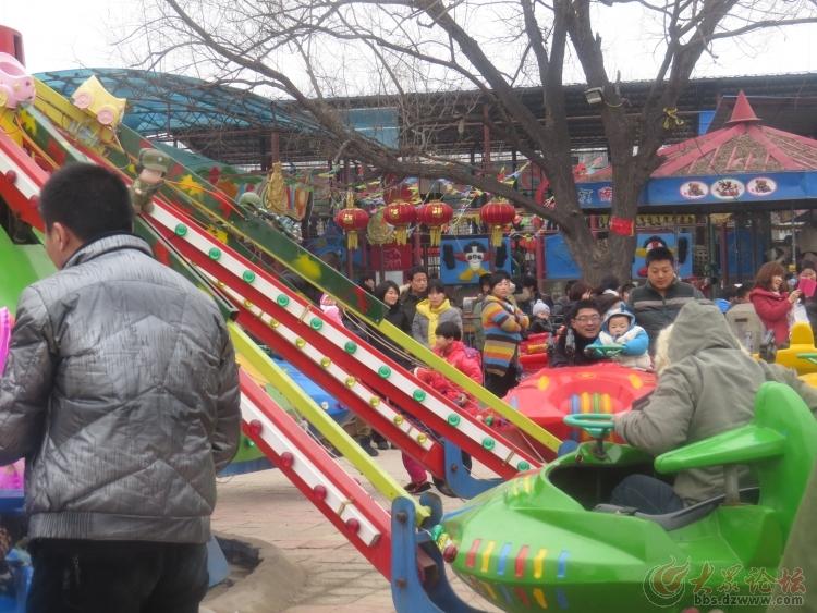 【东明】情人节这天,东明万福中学真崇高啊!热闹中公园雅图片