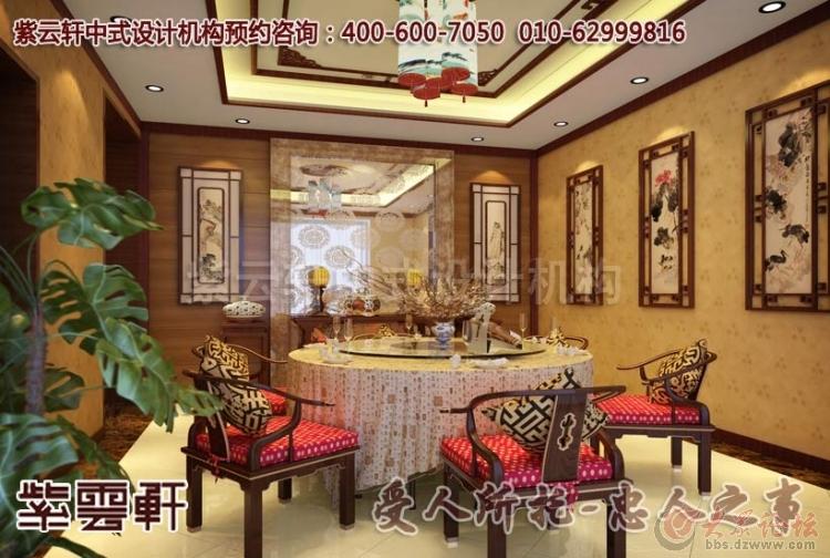 上海简约别墅中式装修设计解决方案