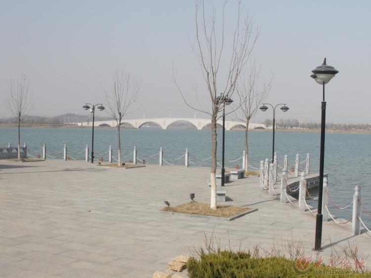 济阳澄波湖风景区