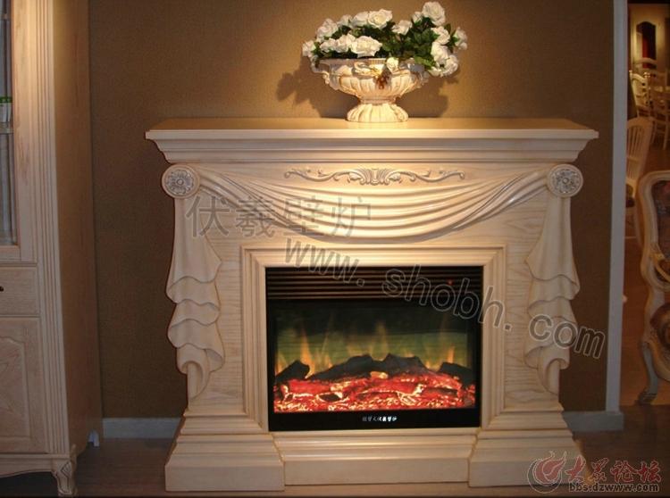 壁炉造型设计_欧式电壁炉_酒店壁炉_别墅壁炉_样板间壁炉_酒吧壁炉
