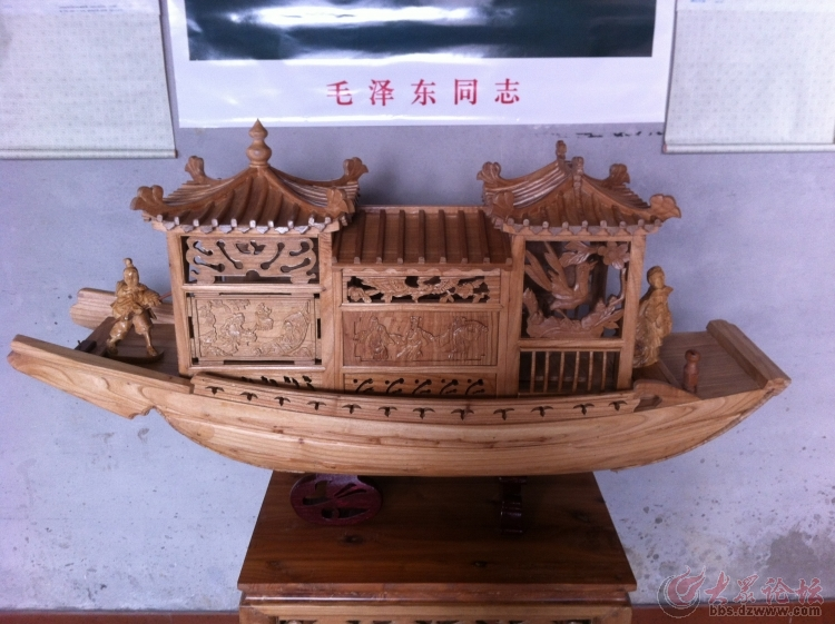 手工作品;; 日照岚山区黄花梨船模喜欢的请进~; 岚山区手工船模欢迎来