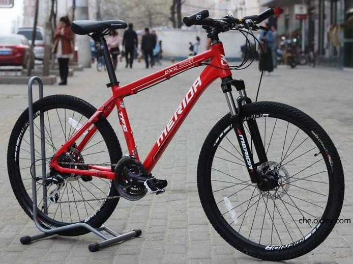 美利达自行车报价 高档自行车品牌 山地自行车报价高清图片