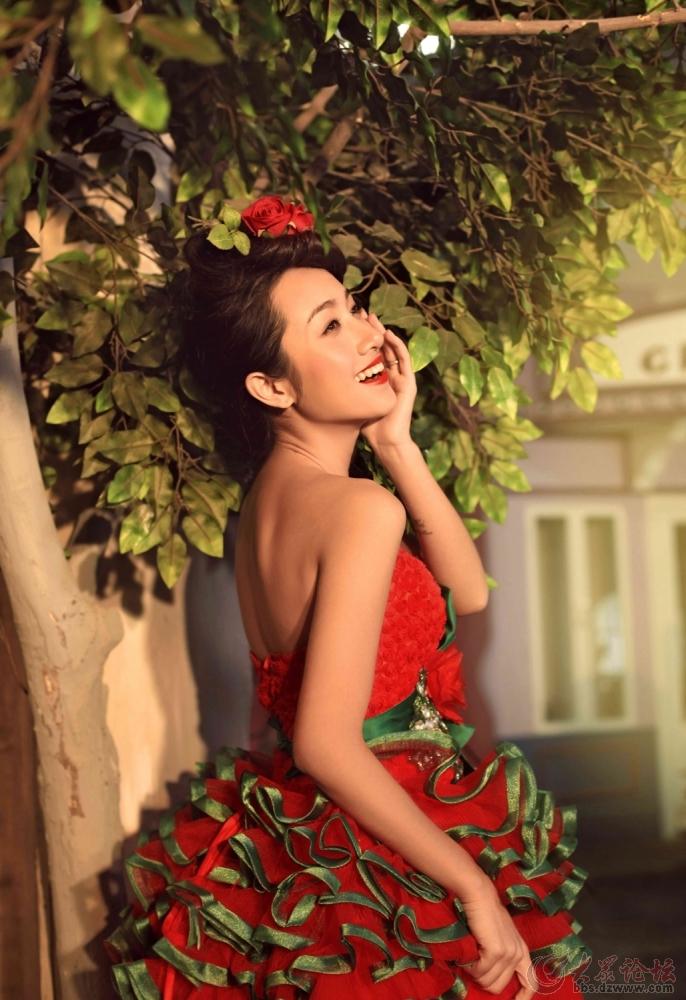 薛城婚纱影楼_薛城罗曼庭婚纱摄影最新样片发布