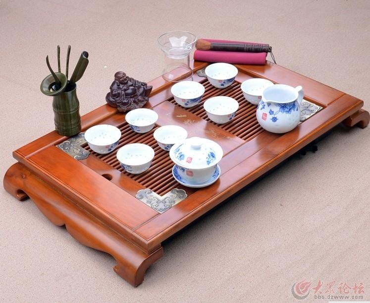 批发,零售各种茶具,实木茶盘!