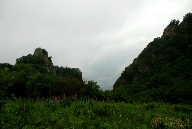 雨观百草畔自然风景区