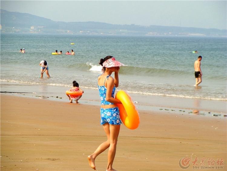 青岛胶南白龙湾,大珠山旅游照片