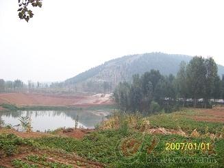 2013国庆节魅力邹城乡下游(九顶莲花山,古村上九村) .