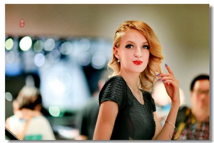 哈萨克斯坦美女2