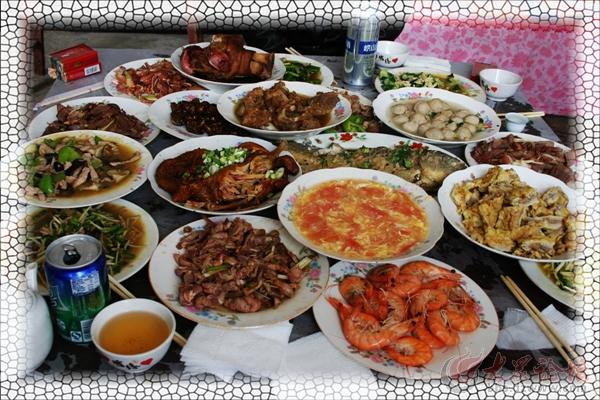 世界粮食日 抵制农村婚礼餐桌上的浪费