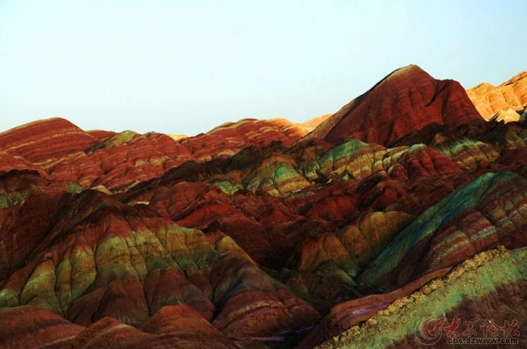中国这处独一无二的地质奇观媲美美国黄石公园