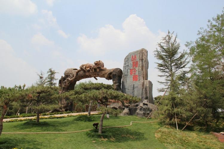 周游齐鲁第十三期 奇妙泰安之旅 梦游太阳部落