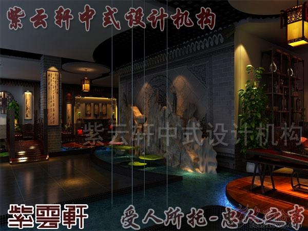 古典装修风格红木家具体验馆中式设计案例欣赏