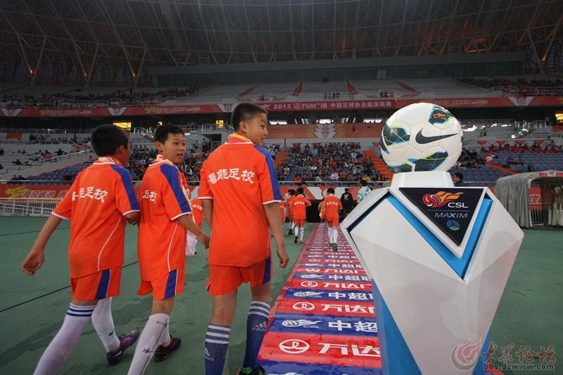 """""""中国梦·我的梦""""少年梦,足球梦"""