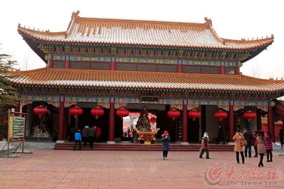 潍坊寿光十大旅游景点
