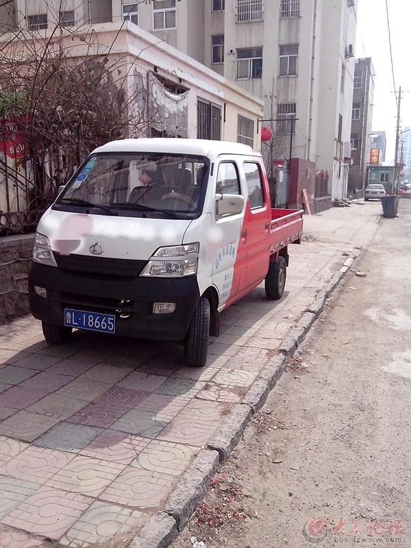 出租长安双排小货车