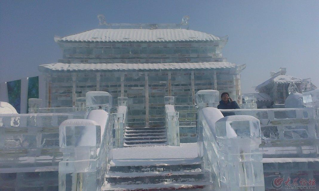 【单县】哈尔滨冰雕大世界