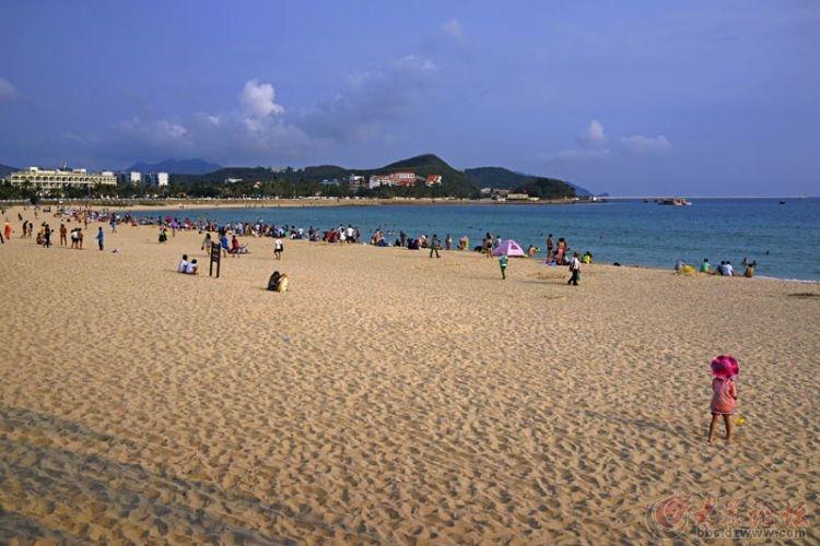 海南大东海旅游度假区随拍