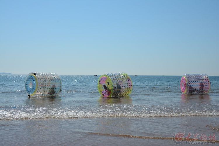 青岛金沙滩风景1