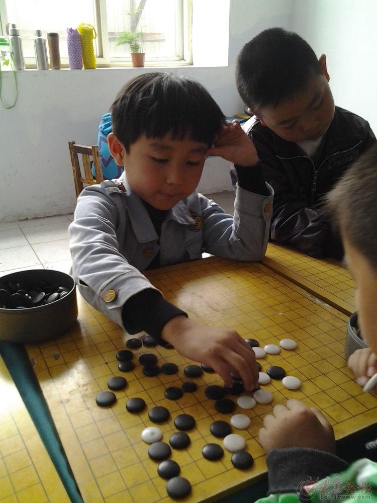 幼儿围棋思维图片