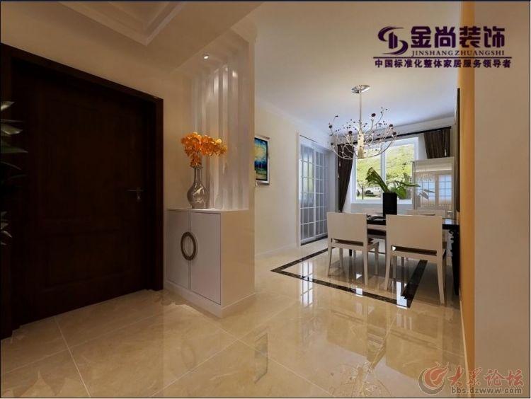 绿城 百合 现代 家庭装修设计 济南论坛 大众论高清图片