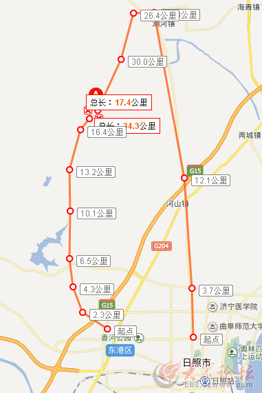 大道河镇地图