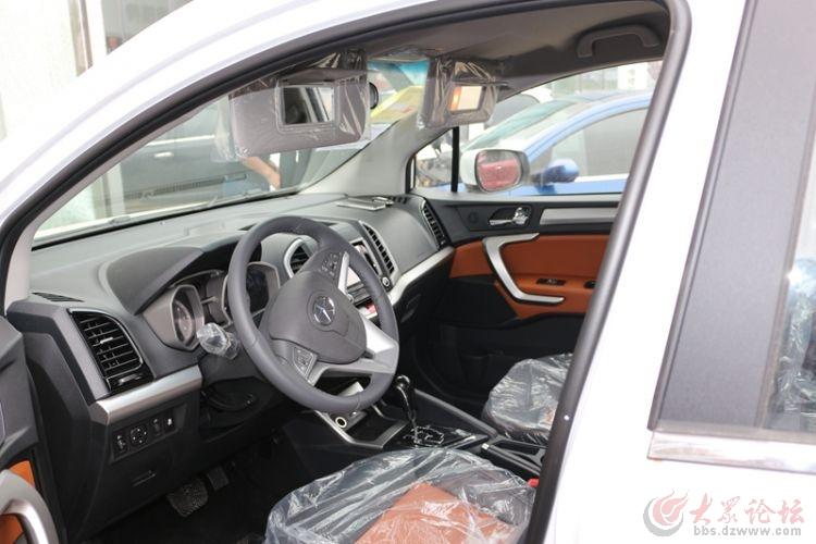 自动挡瑞风S3 提车高清图片