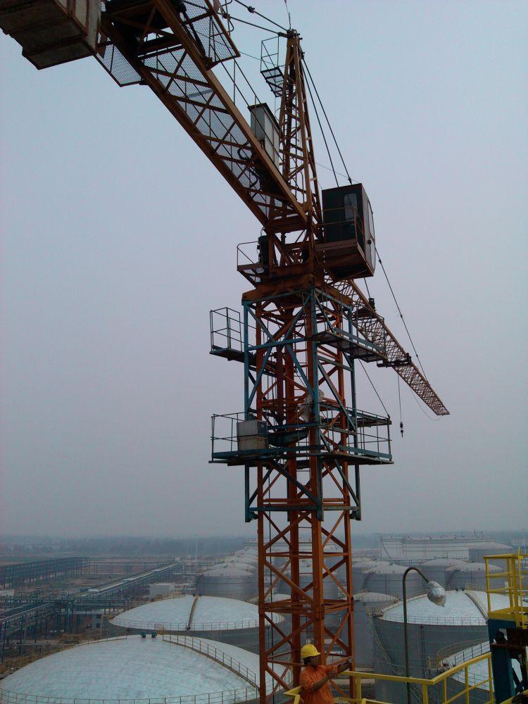 徐州锡联5610塔吊电路图