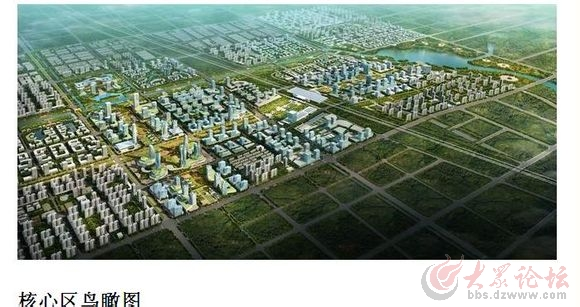 德州城市规划图片