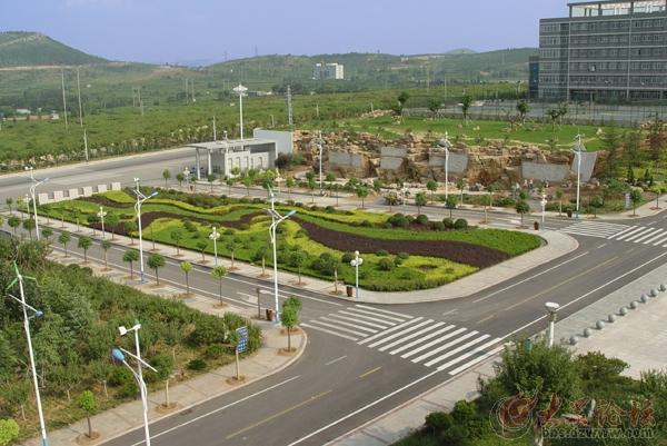 枣庄职业学院(枣庄技师学院)校园风光