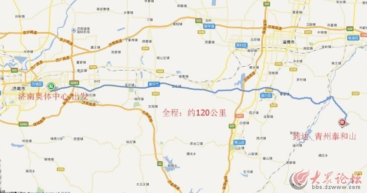 青州古城 青州泰和山景区 纯摄影团图片