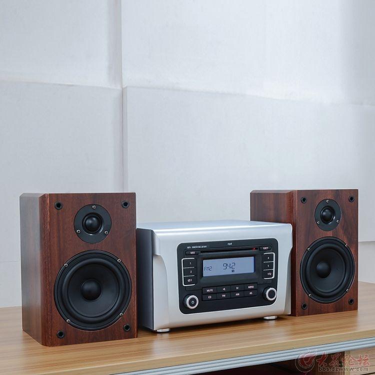 大众汽车(迈腾朗逸宝来捷达等)改家用cd收音机音响支持usb sd,aux