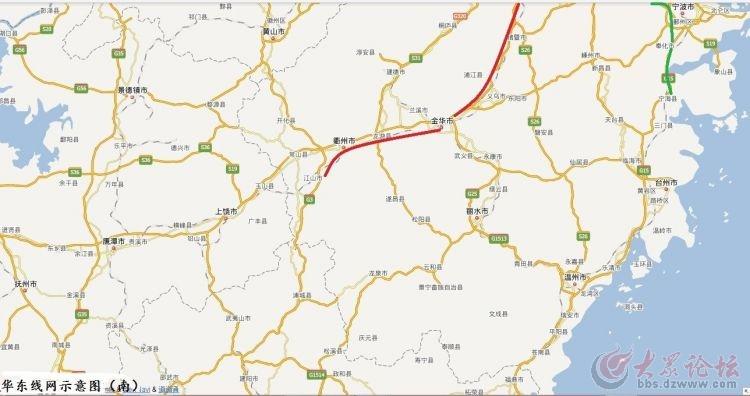 苏河十八湾 手绘地图