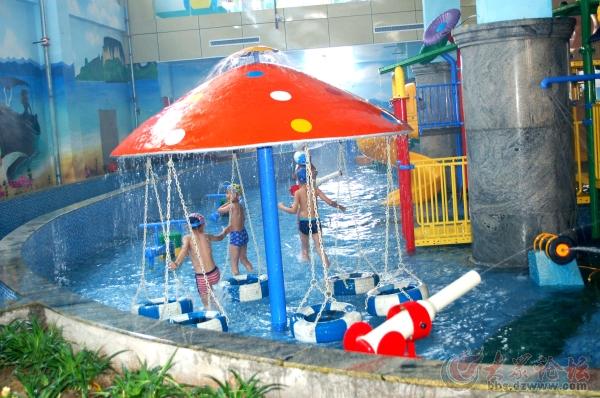 济宁七星水世界温泉水上乐园(现票最低20元/人,儿童票免费送)
