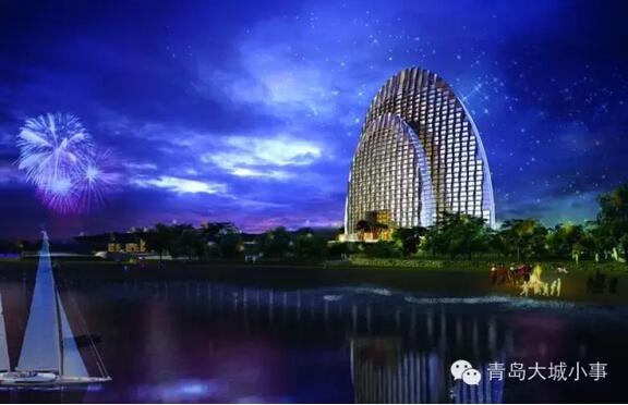 青岛西海岸新区将建青岛西站,坐火车去上海只需4