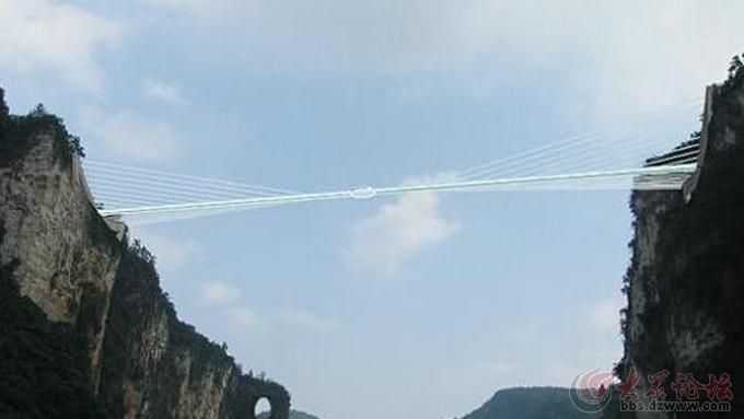张家界大峡谷玻璃桥怎么去?