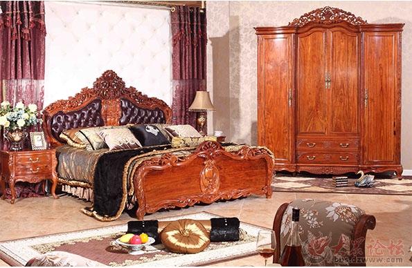欧式红木家具品牌:红木家具与欧式风尚同行周家公馆