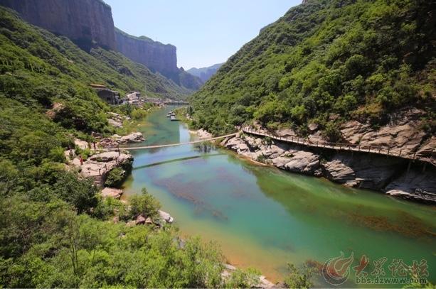 河南宝泉风景区