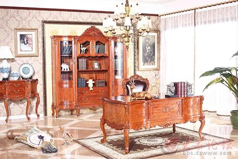 简约的欧式红木家具