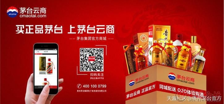 茅台云商上线,贵阳国际大数据产业博览会天涯