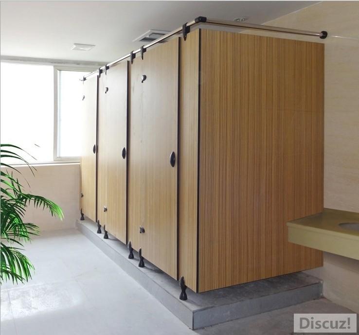 卫生间隔断装修效果图欣赏五