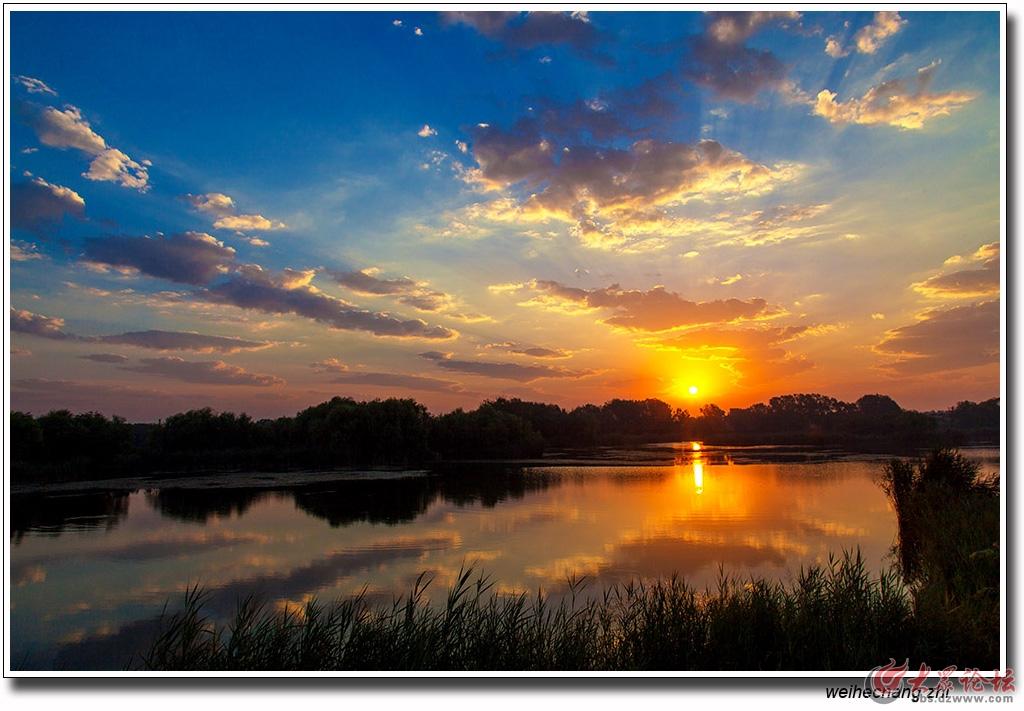 太阳照在大汶河上3.jpg