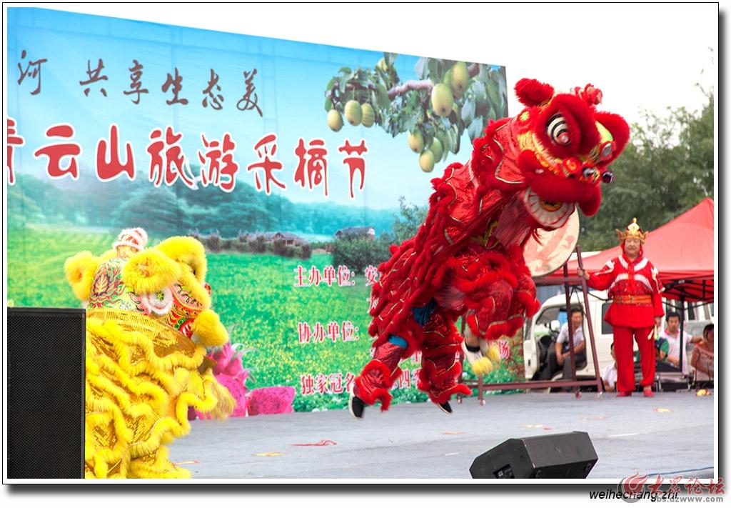 安丘市青云山旅游采摘节11.jpg