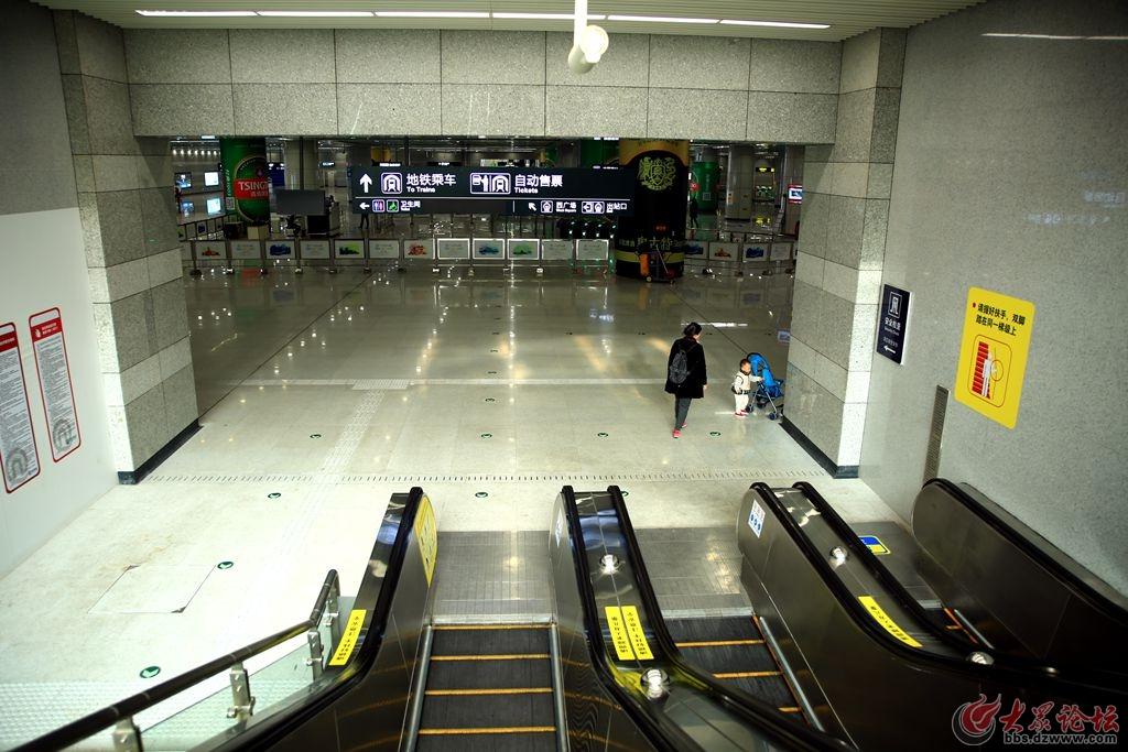 青岛地铁3号线将要开通了
