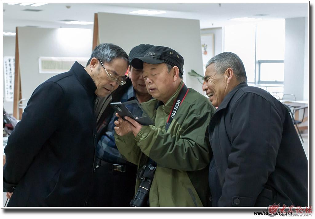 安丘市老年摄影学会走进辅唐文化艺术中心9.jpg