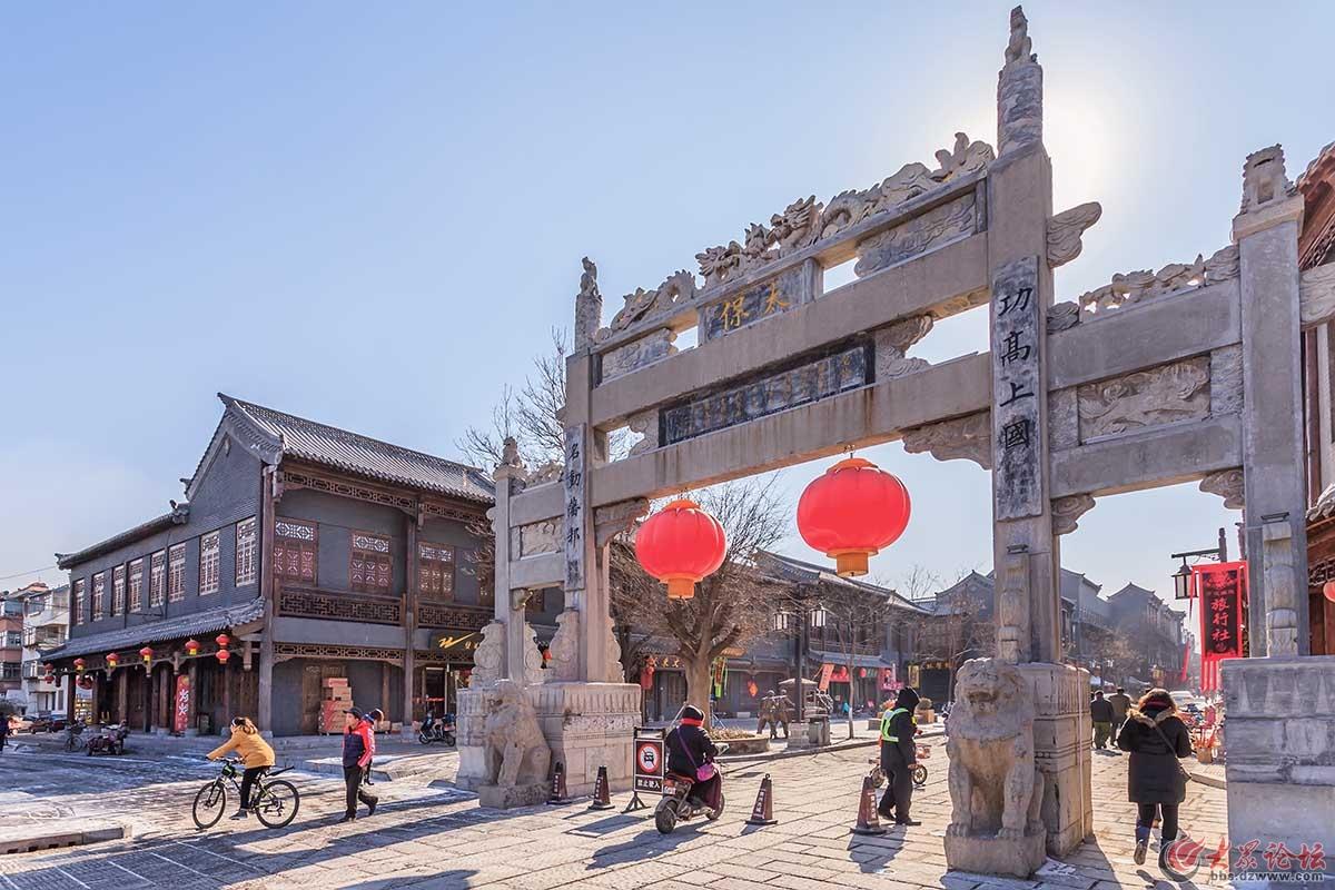 重游青州古城(2)