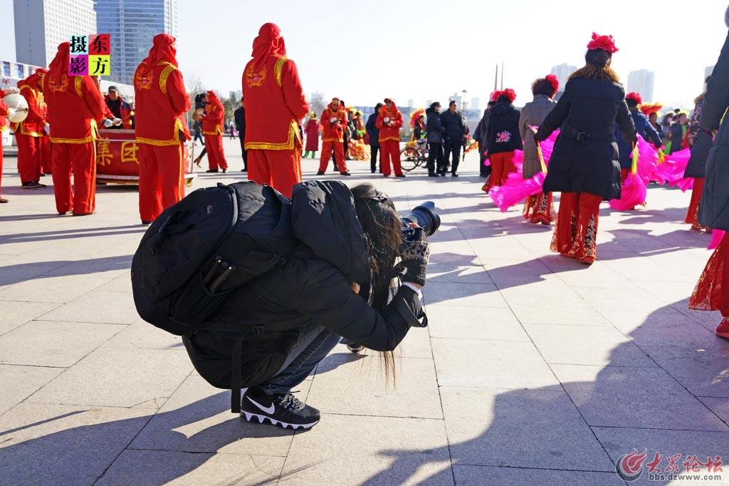 人民广场秧歌大赛拾零25..jpg
